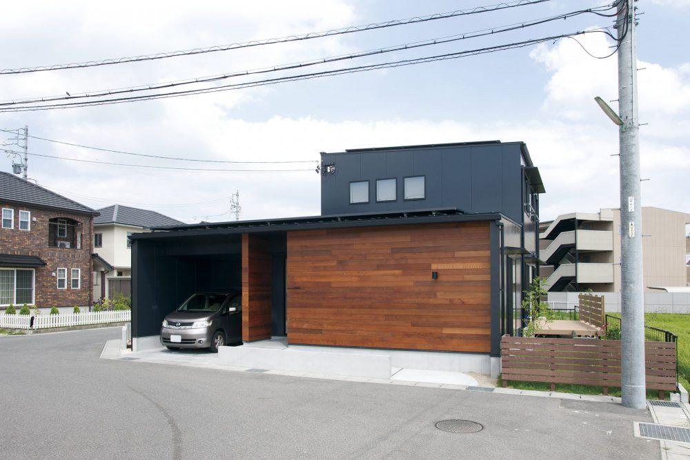快適な空間を実現する高性能な家