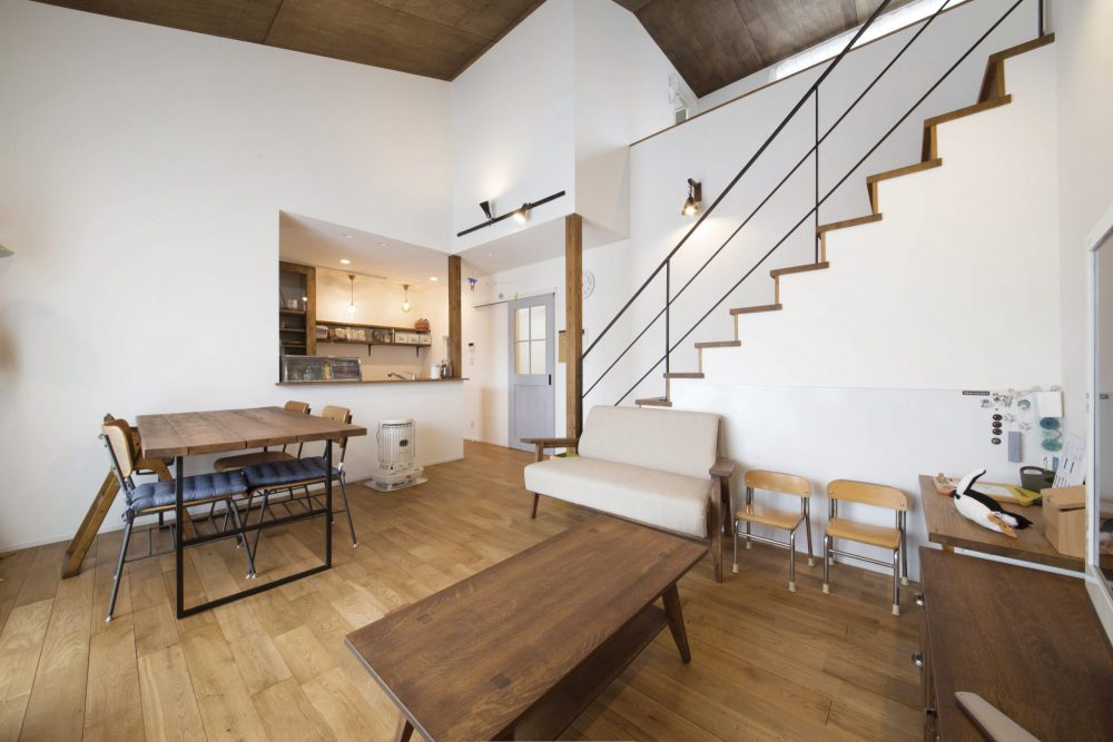 「平屋スタイル」の家