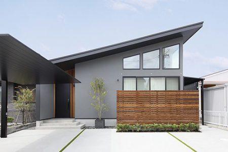 暮らしやすさとデザイン性を兼ね備えた平屋
