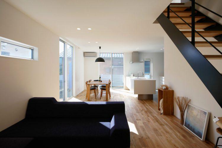 ハウスクラフトのデザイン住宅|シンプルな家